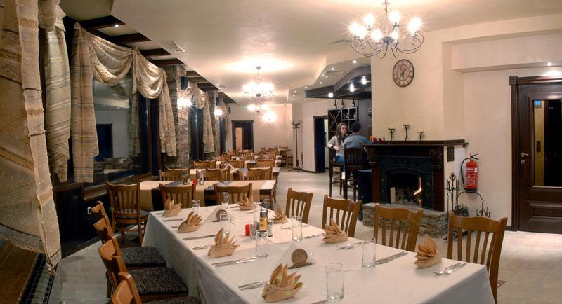 Ресторант A'lacard